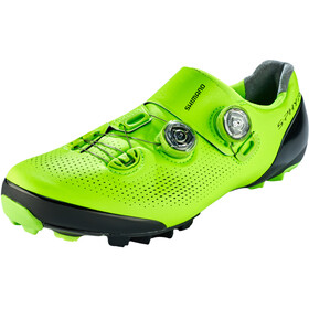 Shimano SH-XC901 Bike Shoes Wide Men green